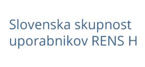 Slovenska skupnost uporabnikov RENS H